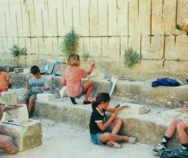 Talleres para escolares en nuestro Centro de Arnedo durante Semana Santa