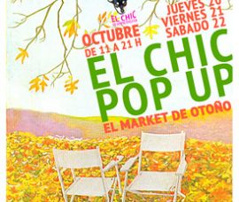 El Mercado Pop Up Chic llega al Centro de Gran Vía