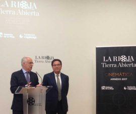 """El cine y el desarrollo industrial protagonizan """"La Rioja Tierra Abierta"""""""