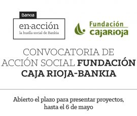 21 entidades se benefician de las ayudas de Bankia y la Fundación