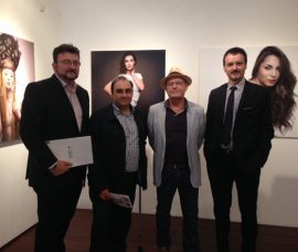 Alcer-Rioja celebra su 40 aniversario con una exposición en Gran Vía