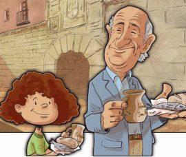 """Presentación del libro """"Pez, pan y vino"""" en Gran Vía"""
