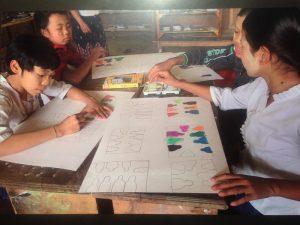 Kachin: infancia, arte y guerra