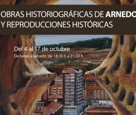 Félix Martínez-Losa muestra su pintura en Arnedo