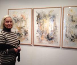 Retrospectiva de la pintura de Aguirrezabala en Gran Vía