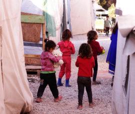 """""""La realidad de los refugiados"""", una muestra que llega a Arnedo"""