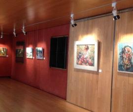 """Exposición """"Arte y superación"""" en el Centro de La Merced"""