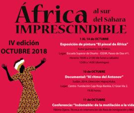 Una mirada a África Imprescindible en el Centro de Gran Vía