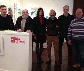 Inaugurada la Feria de Arte en el Centro de Gran Vía