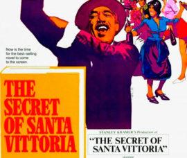 """La película """"El secreto de Santa Vittoria"""", mañana en Gran Vía"""