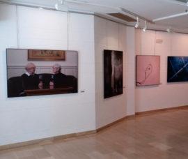 Fotografías sobre el vino y los 5 sentidos en el Centro de Calahorra