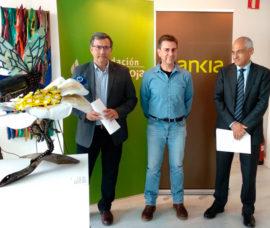 El logroñés Antonio Lisón gana el XI Certamen TransformARTE