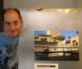 Jonás Lacalle participa en la iniciativa 'Yo expongo' con una fotografía