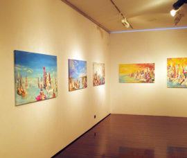 Asier Biota expone 'La inventiva en el paisaje' en Centro Fundación Caja Rioja-Bankia Gran Vía