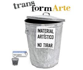 'TransformARTE' regresa hoy jueves al Centro Fundación Caja Rioja-Bankia Arnedo