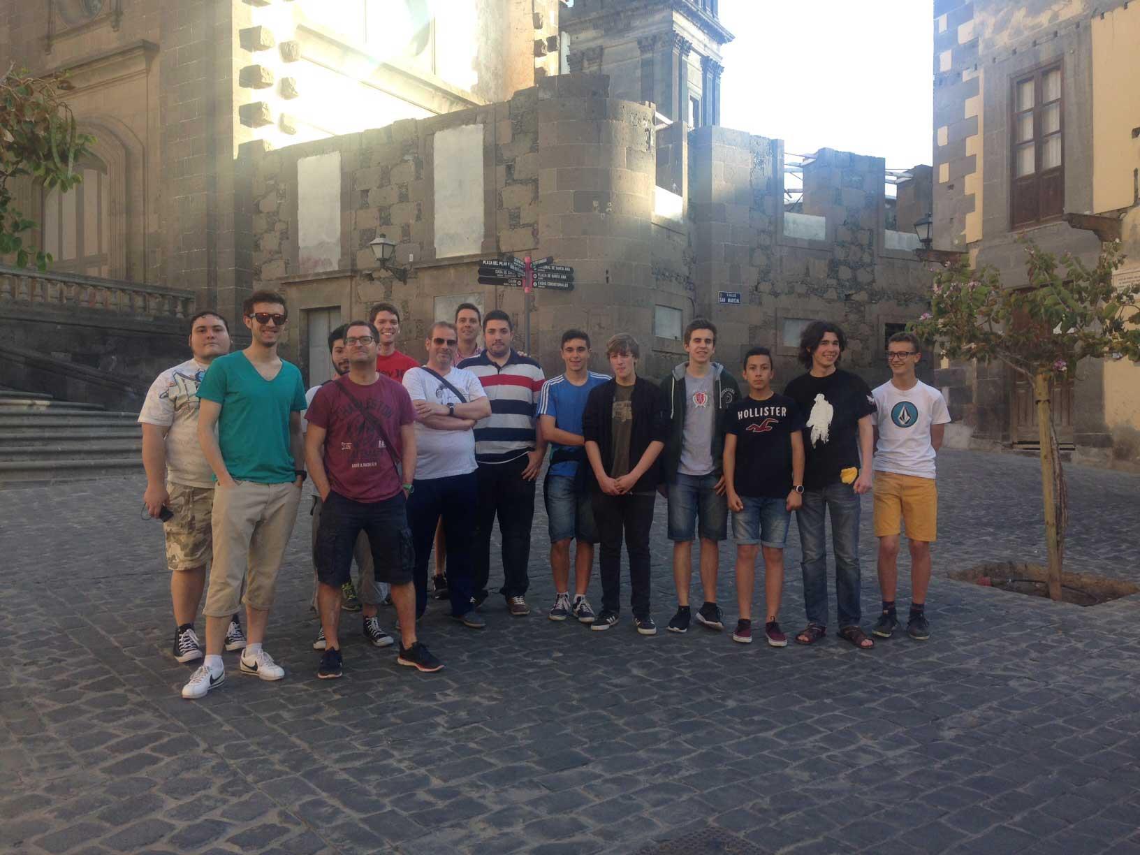 Los ganadores de Divulgaciencia'15 viajan a Gran Canaria