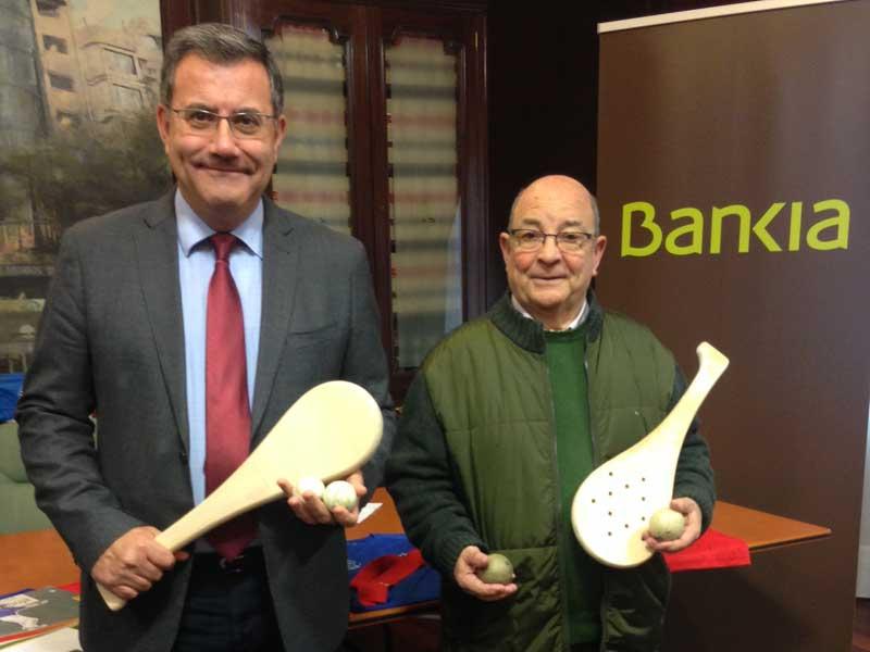 La Fundación Caja Rioja presenta la edición número 42 de su Torneo de Pelota