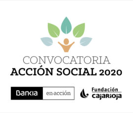 Bankia y Fundación Caja Rioja convocan ayudas por 80.000 euros para apoyar proyectos sociales