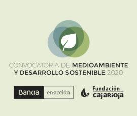 'I Convocatoria de Medioambiente y Desarrollo Sostenible' en septiembre