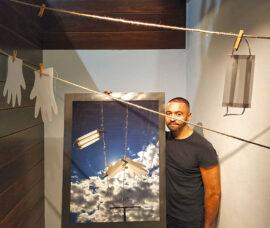 'Yo expongo' regresa con una instalación del artista riojano Alberto Cordón Cordón