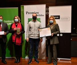 Bankia, Fundación Caja Rioja y Agricultura entregan el 'Premio Mildiu' 2020