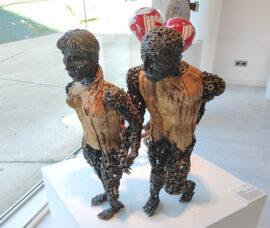 La exposición 'TransformARTE' regresa al Centro Fundación Caja Rioja-Bankia Gran Vía