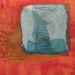Lucía Landaluce  S/T Mixta. 35 x 27 cm. 2001