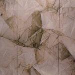 Demetrio Navaridas  S/T (TRÍPTICO) Acrílico. 200 x 360 cm. 2009
