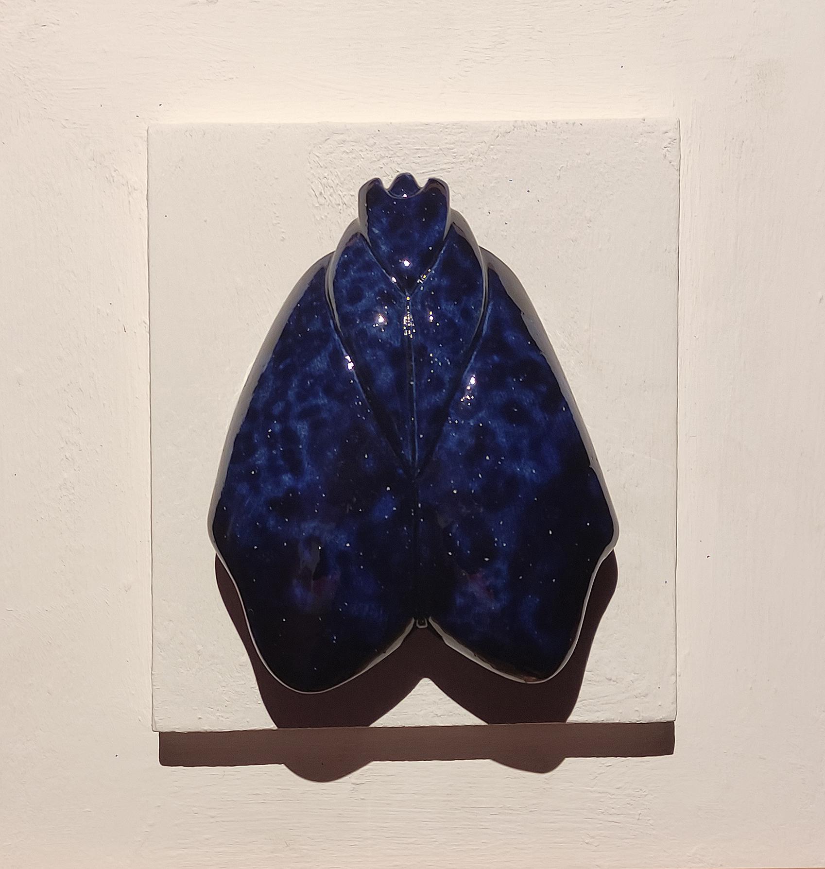 Rafael Fernández  S/T Cerámica. 15 x 12 cm. 2017