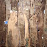 Antonio Montiel Quiñones  TIEMPO HUMANO Mixta sobre tabla. 79 x 79 cm. 2001