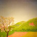 Eduardo Ortún S/T Óleo sobre tela. 41 x 33 cm. 2007