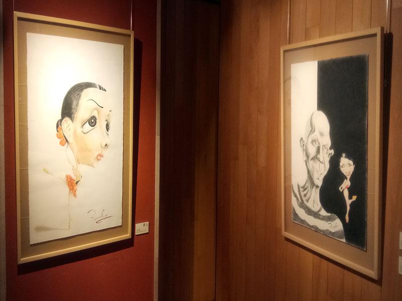 El Centro Fundación Caja Rioja Calahorra presenta la exposición 'Los 32 fouettés me dan risa'