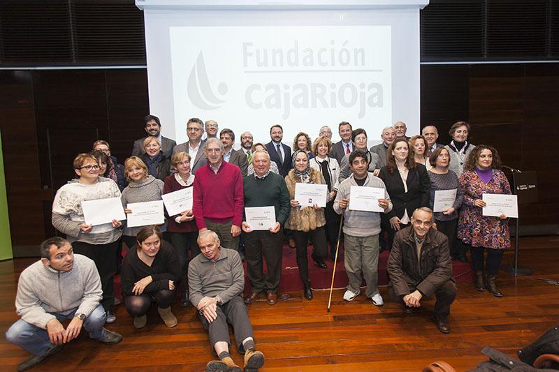CaixaBank y Fundación Caja Rioja apoyan los proyectos sociales de 23 asociaciones riojanas