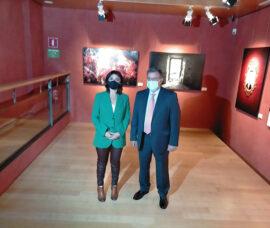 La exposición itinerante 'El Rioja y los 5 Sentidos' en el Centro La Merced de Logroño