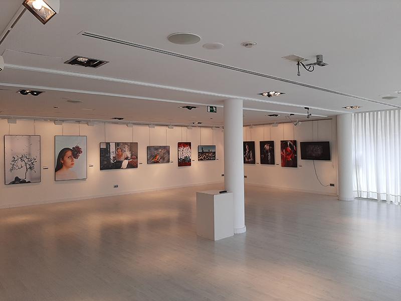 Exposición de fotografía 'El Rioja y los 5 Sentidos' en el Centro Fundación Caja Rioja Arnedo