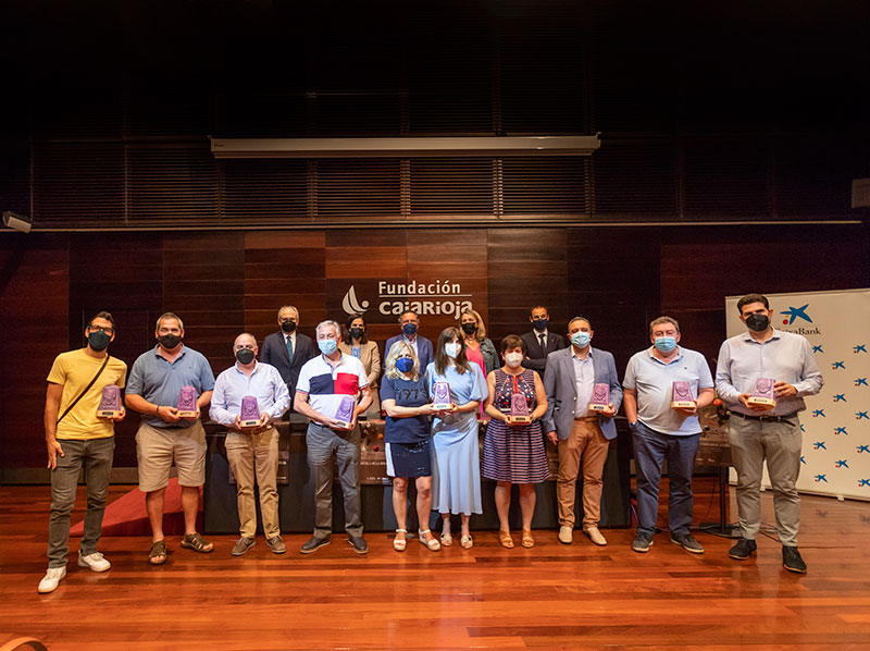 Entrega de los Premios del '31º Concurso de Vinos de Cosechero de La Rioja'