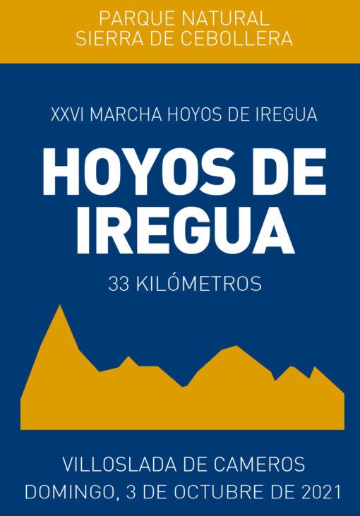 Marcha Hoyos de Iregua 2021